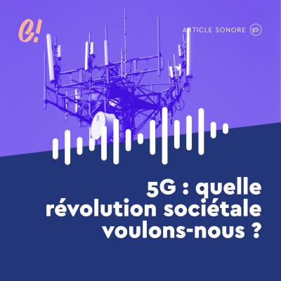 Sciences et conscience -  5G: Quelle révolution sociétale voulons-nous? cover
