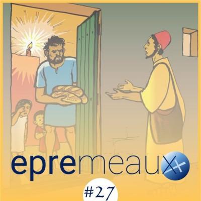 #27 - L'ami importun cover