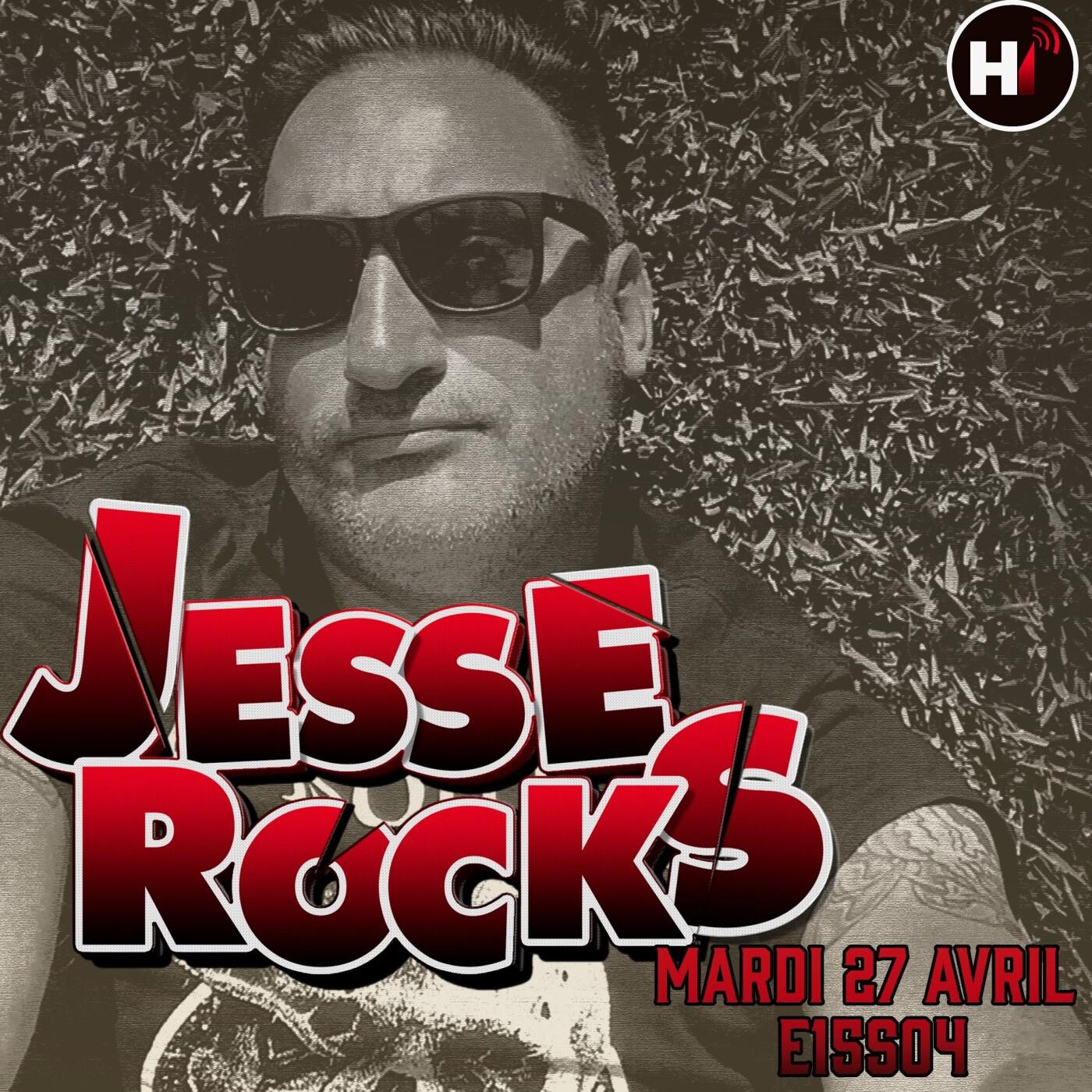 Jesse Rocks #15 Saison 4