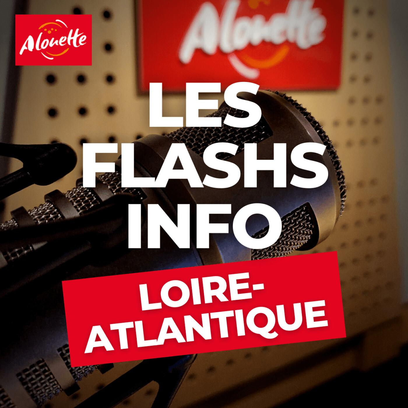 Alouette - Les Infos du 21 Septembre 11h00 en Loire-Atlantique.