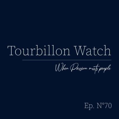 Episode 70 : Entretien avec Marc André Deschoux, Fondateur de Watches TV cover