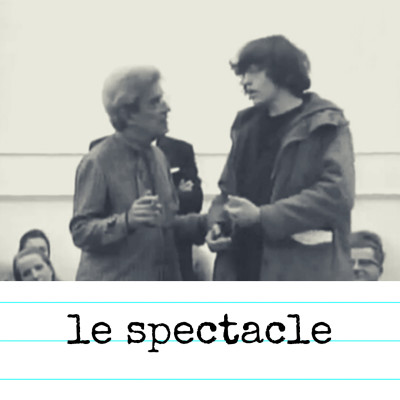 le spectacle cover