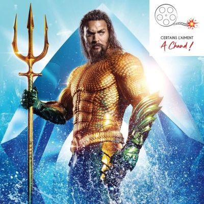 Bonus d'été - Aquaman cover