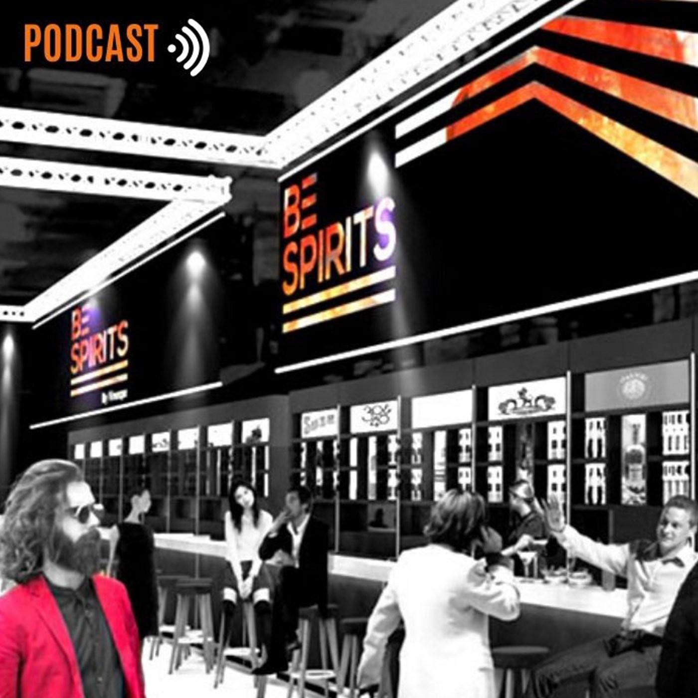 Podcast Infosbar Inside #25 - Be Spirits by Vinexpo Paris - Part 4