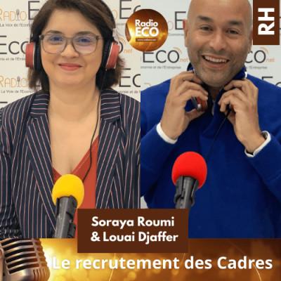 "Débat I Soraya Roumi ""The Team RH"" - ""Louai Djaffer ""Emploitic"" cover"