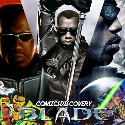 image ComicsDiscovery Vacances 02 : Blade