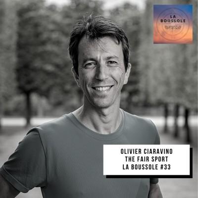 #33_Olivier Ciaravino_The Fair Sport, des vêtements de sport bons pour la planète cover