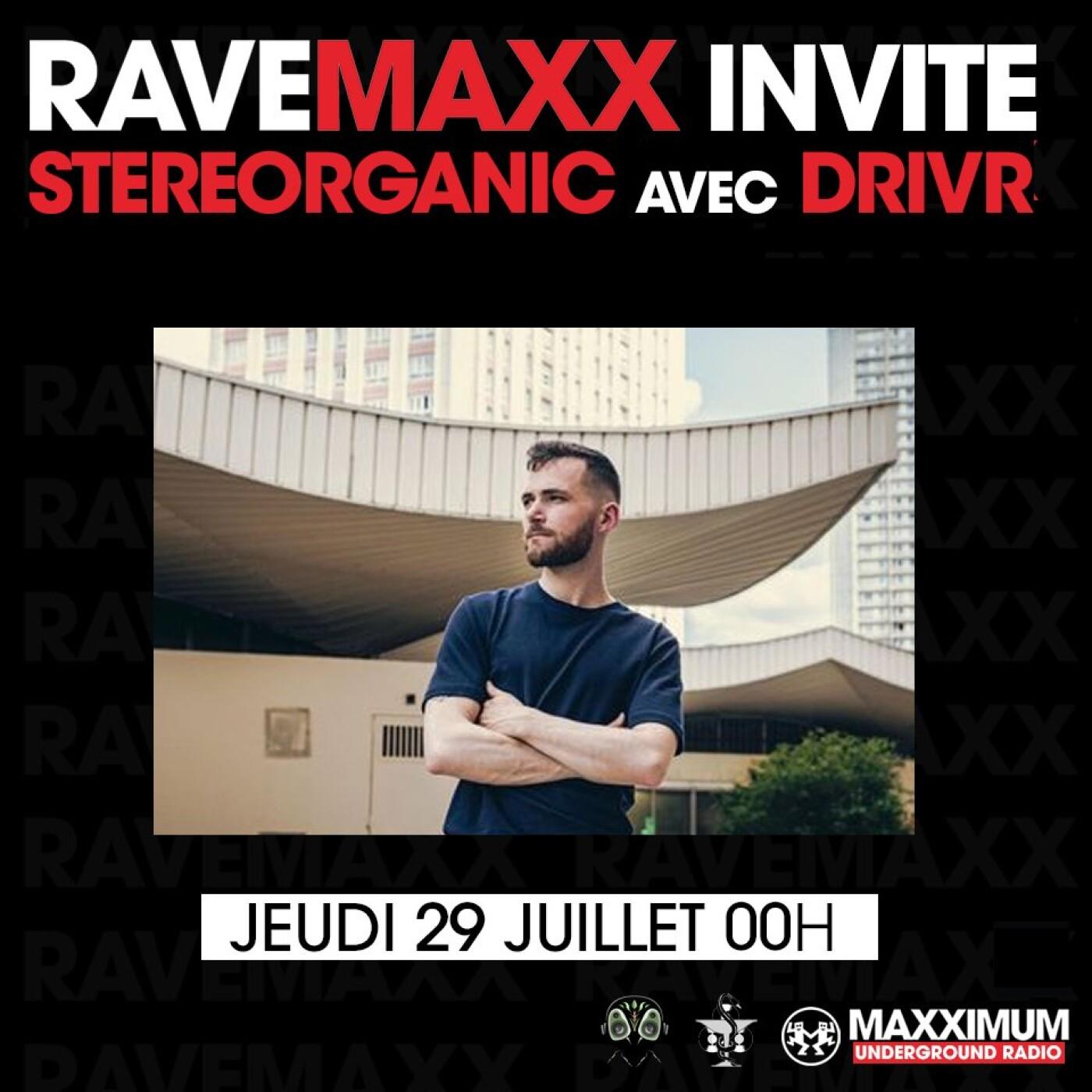 RAVEMAXX : DRIVR