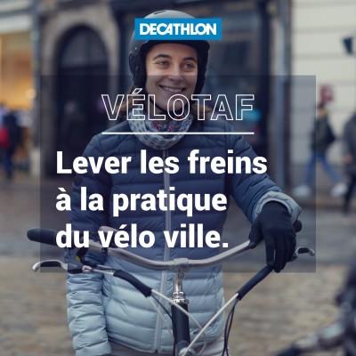 # 39 Vélotaf - Où comment démystifier la pratique du vélo en ville ! cover