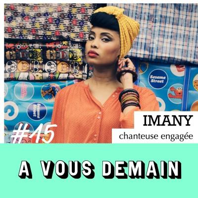 #15 l Imany : une voix contre l'endométriose cover