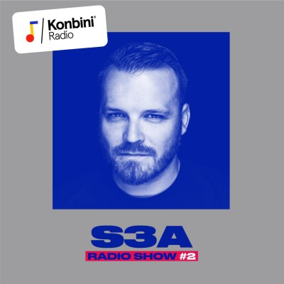 S3A Radio Show #2 cover