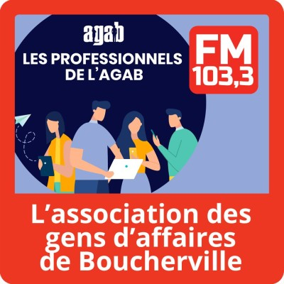 Image of the show Les professionnels de l'AGAB au FM 103,3