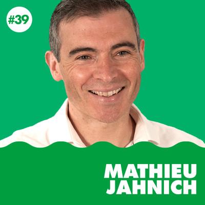 Épisode 39 - Greenwashing : comment réguler la publicité ? Mathieu Jahnich cover
