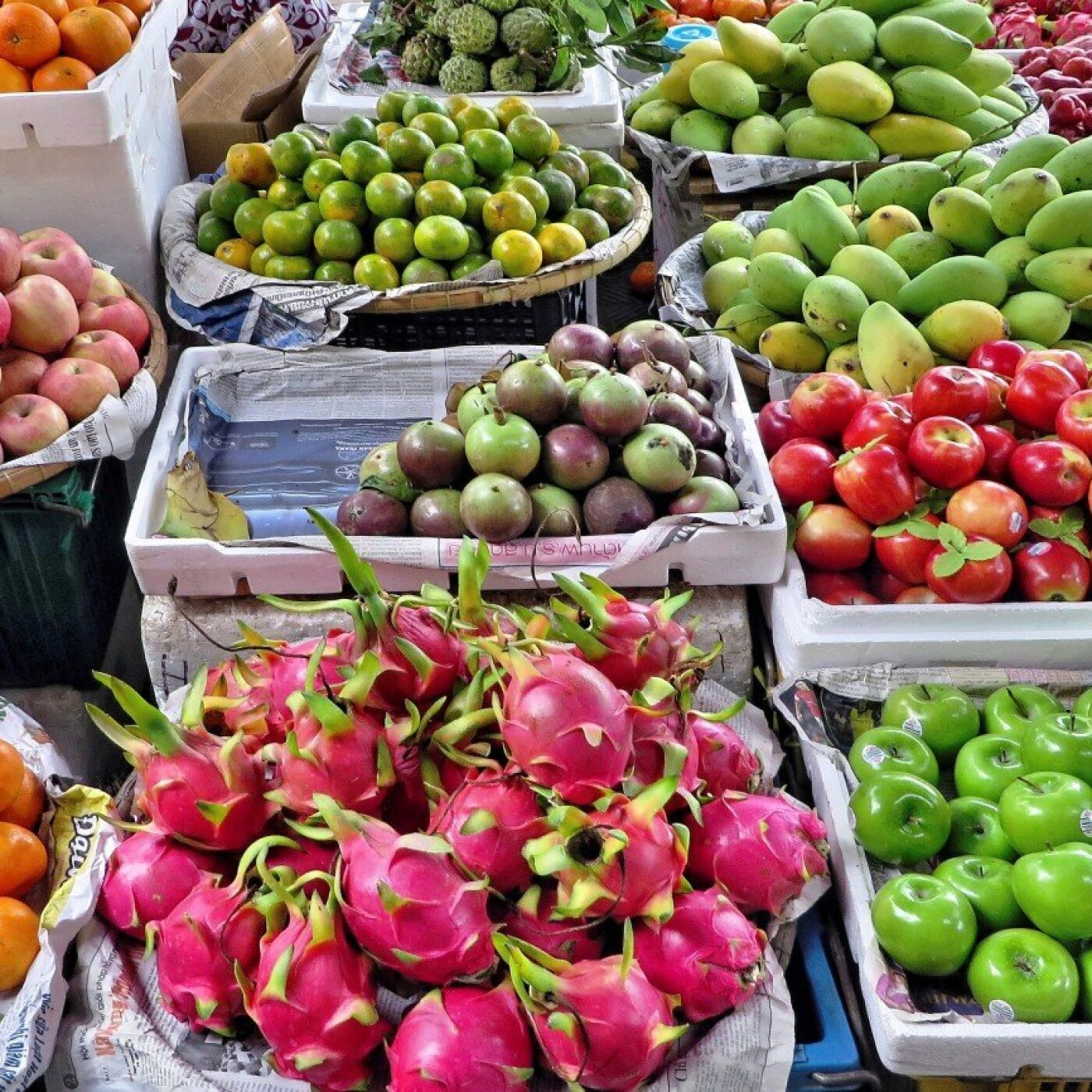 Quels fruits et légumes consommer en Février ?
