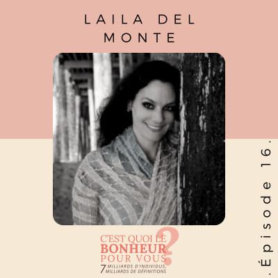 Épisode 16 - Laila del Monte cover