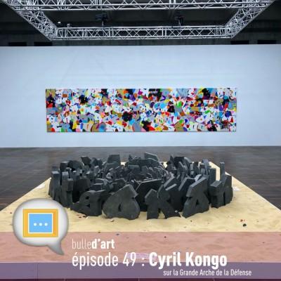 image [n°49] Cyril Kongo : le graffiti, des murs aux carrés Hermès, à La Défense