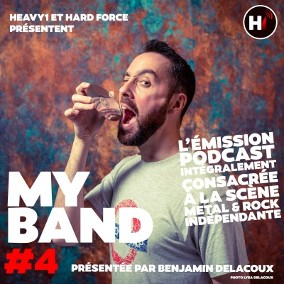 MyBand • Episode 4 Saison 2 cover