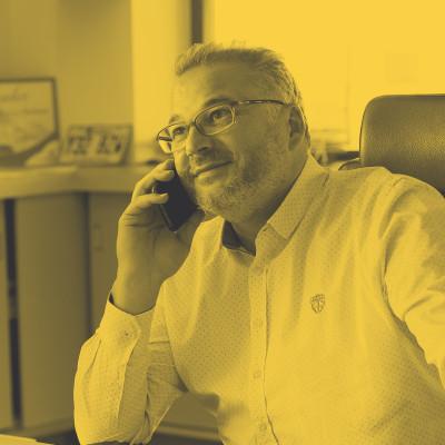 #16 - Bertrand Vigneron, Président Directeur Général de Wesco cover