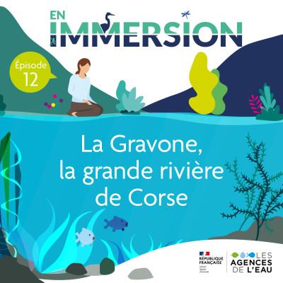 La Gravone, la grande rivière de Corse cover