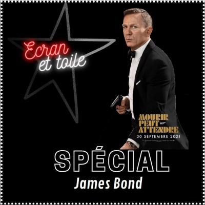 """Episode #8: L'hebdo - Spécial James Bond """"Mourir peut attendre"""" cover"""