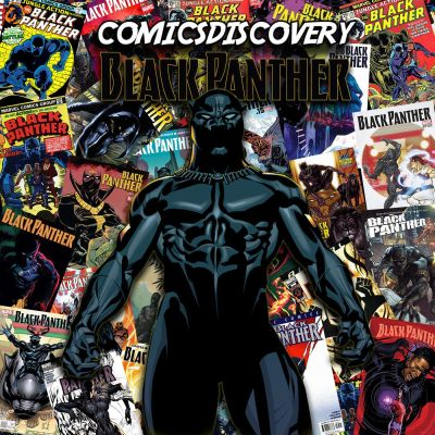 image ComicsDiscovery S02E23 : Black Panther