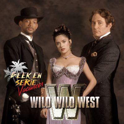 image Geek en série Vacances 2x05: Wild wild west