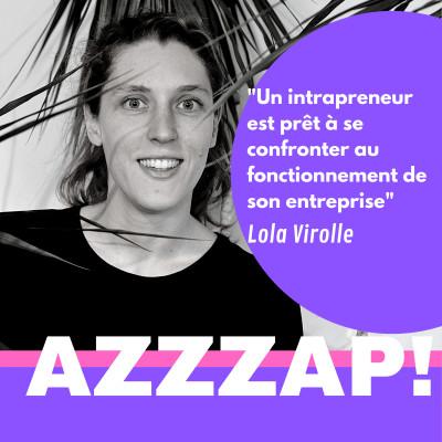 """""""Un intrapreneur se confronte au fonctionnement de son entreprise"""", Lola Virolle, co-directrice de Make Sense cover"""