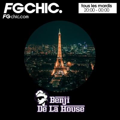 FG CHIC MIX BY BENJI DE LA HOUSE cover