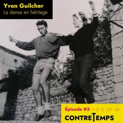 Yvon Guilcher, la danse en héritage cover