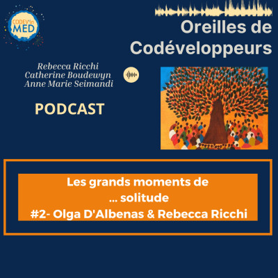 Episode 9 : Olga d'Albenas cover