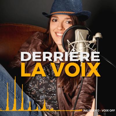 DERRIERE LA VOIX - Episode 4 : Laurent PASQUIER cover
