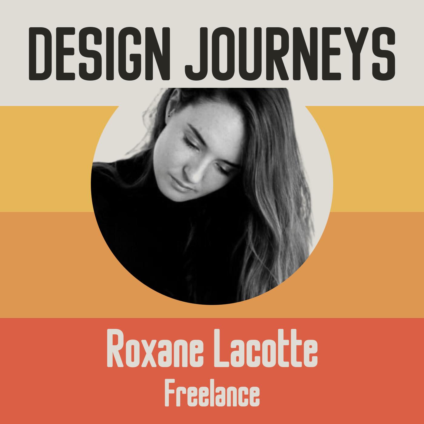 #19 Roxane Lacotte - Freelance - Aider les start-ups & scale-ups à faire de la recherche utilisateur