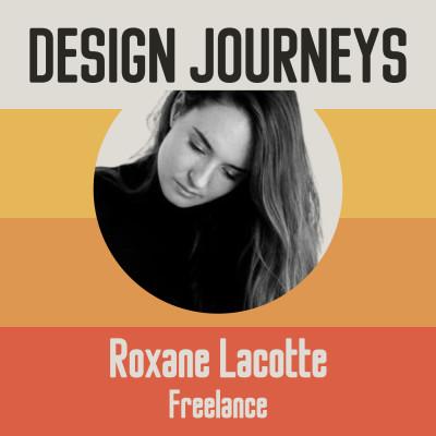 #19 Roxane Lacotte - Freelance - Aider les start-ups & scale-ups à faire de la recherche utilisateur cover