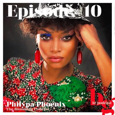 #10 - L'art pour message : l'histoire de Philypa Phoenix cover