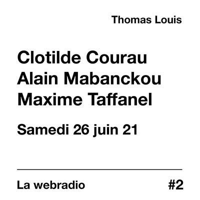 La webradio du festival - samedi 26 juin 21 cover