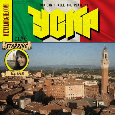 YCKP #6 (Eline) Italie cover