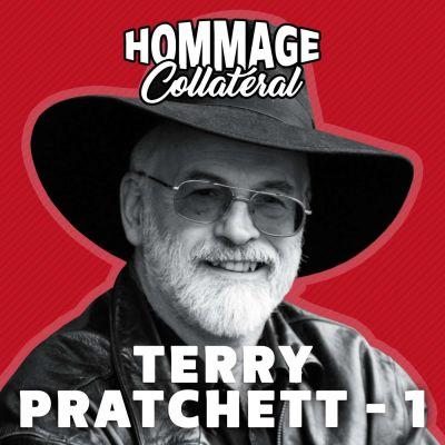 Terry Pratchett, bienveillant satiriste - partie 1 cover