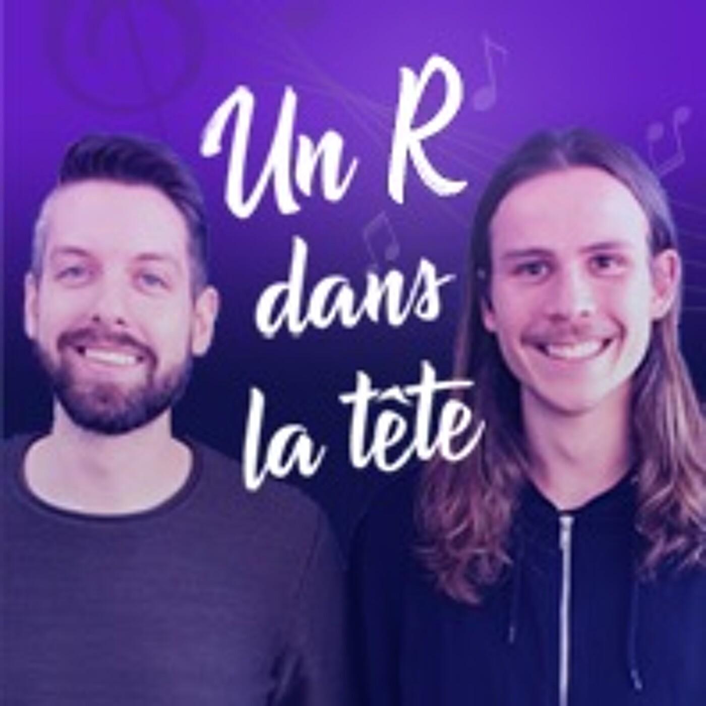 RADIO R : Un R Dans La Tête, francophone - 24