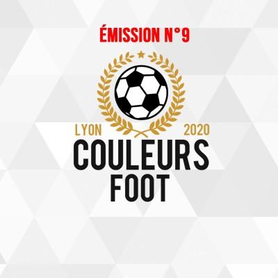COULEURS FOOT - ÉMISSION N°9 cover