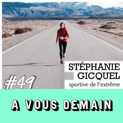 #49 l Stéphanie Gicquel : l'avocate d'affaires devenue aventurière de l'extrême cover