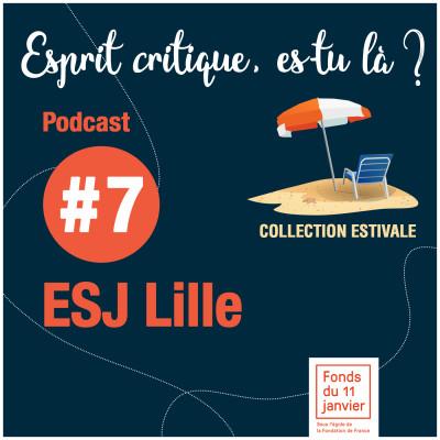 Série été - E07 - Fonds du 11 -ESJ  Lille cover