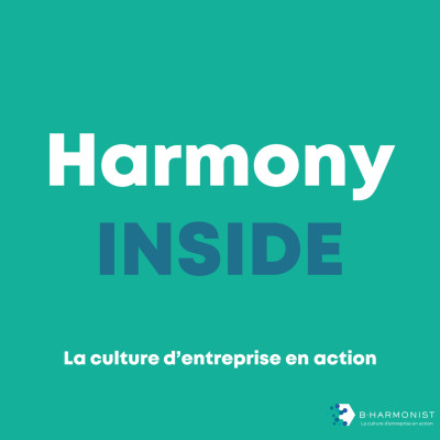 Harmony Inside - La culture d'entreprise en action ! cover