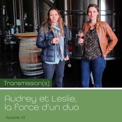 Episode3-Audrey et Leslie Baccino cover