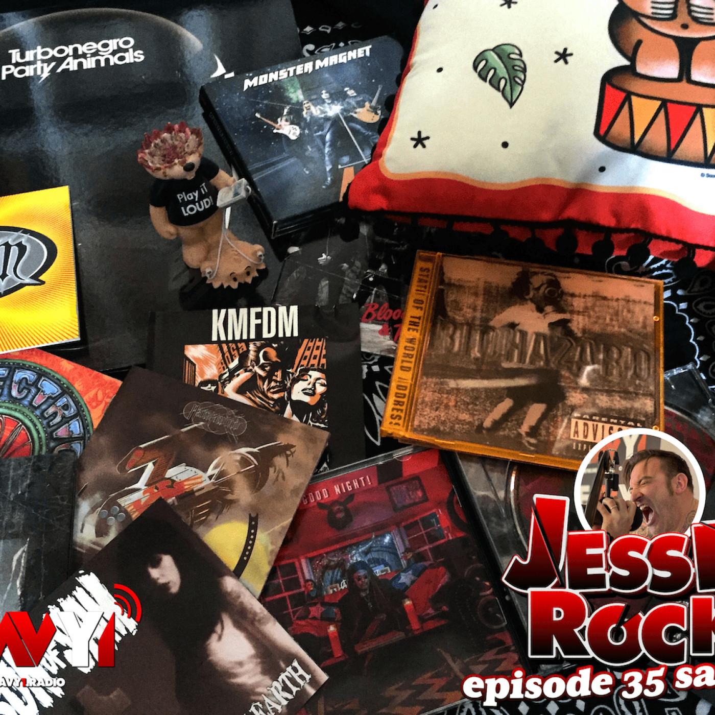 Jesse Rocks #35 Saison 3