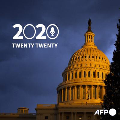 Twenty Twenty : une folle année américaine cover