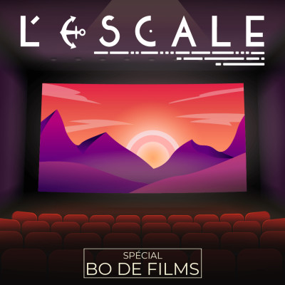 L'Escale #11 - Les BO De Films cover