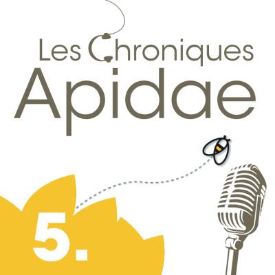 Episode 5 : Frédérique Azéma cover