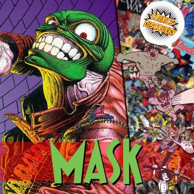 image ComicsDiscovery S04E09 : The Mask