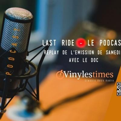 Last Ride - Replay - Emission du 11 septembre 2021. cover