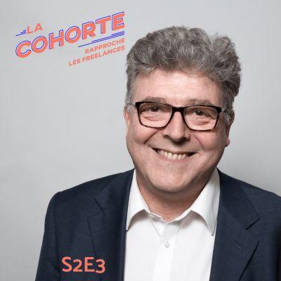 Cover' show La Cohorte/S2E3/ Trouver des clients… grâce aux réseaux d'affaires